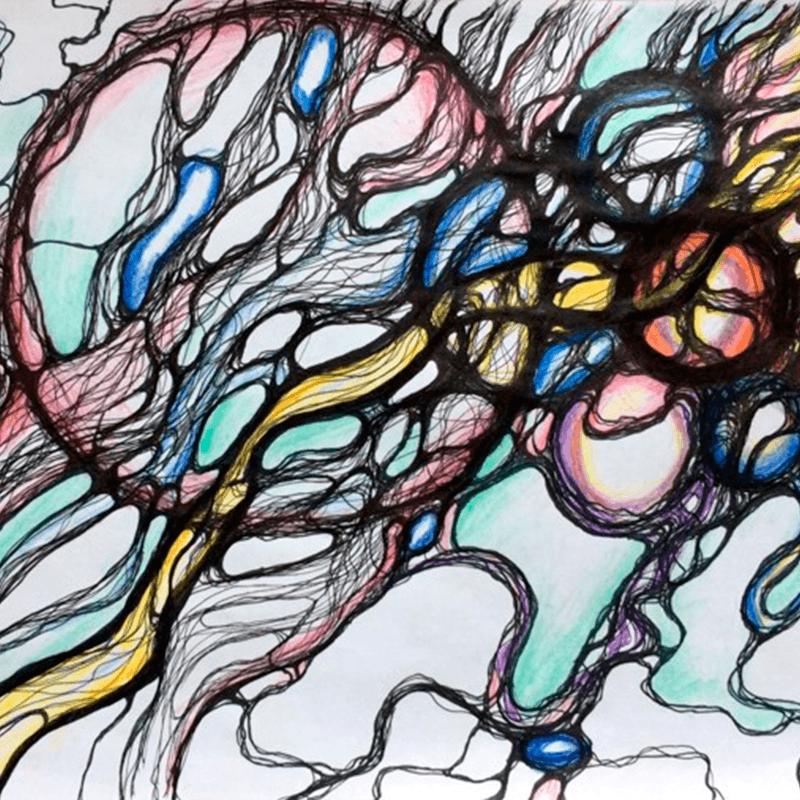 нейрографика круги