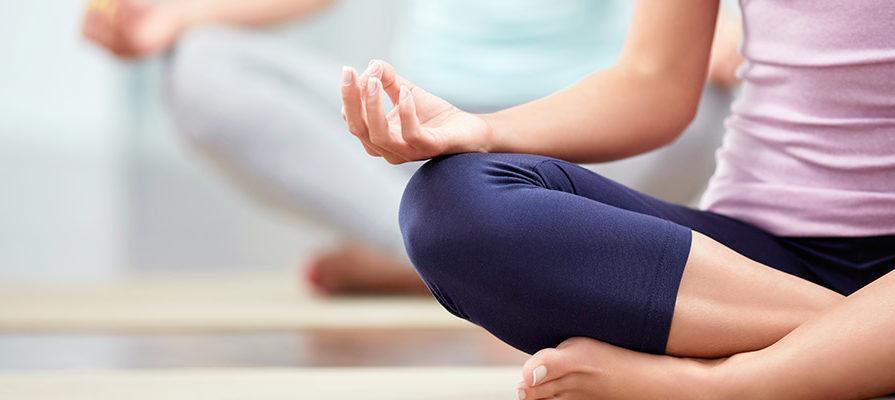 йога утром