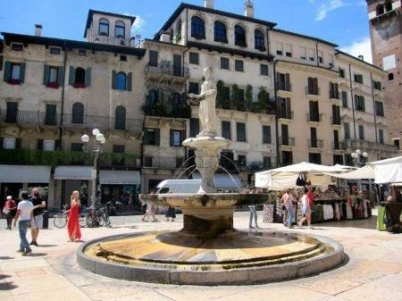 фонтан италия