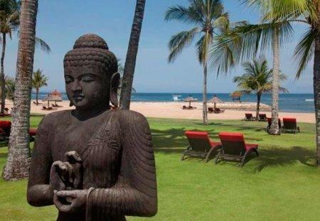 статуя бали